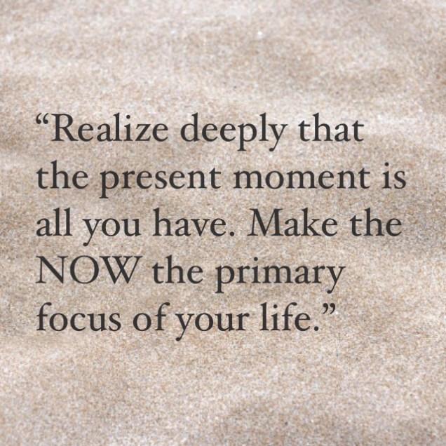2019 11 6 Eckhart Tolle's Wisdom 1