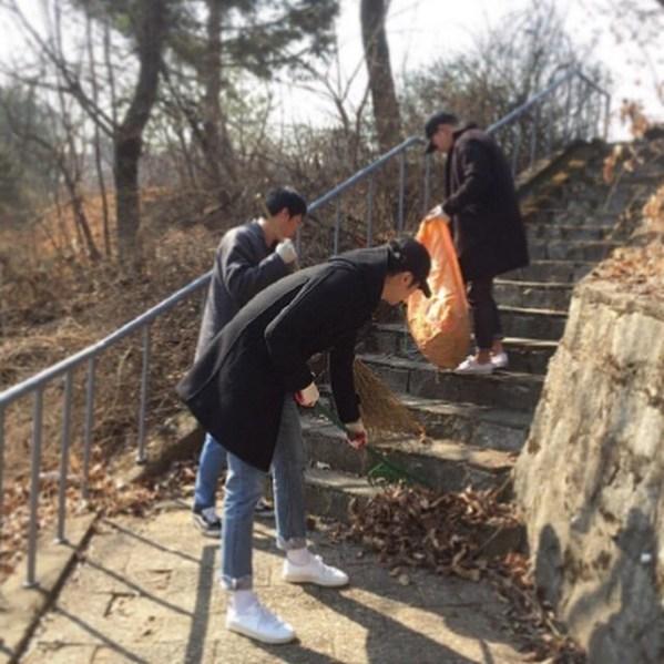 Jung II-woo Civic Service 2