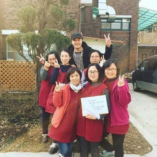 Jung II-woo Civic Service 4
