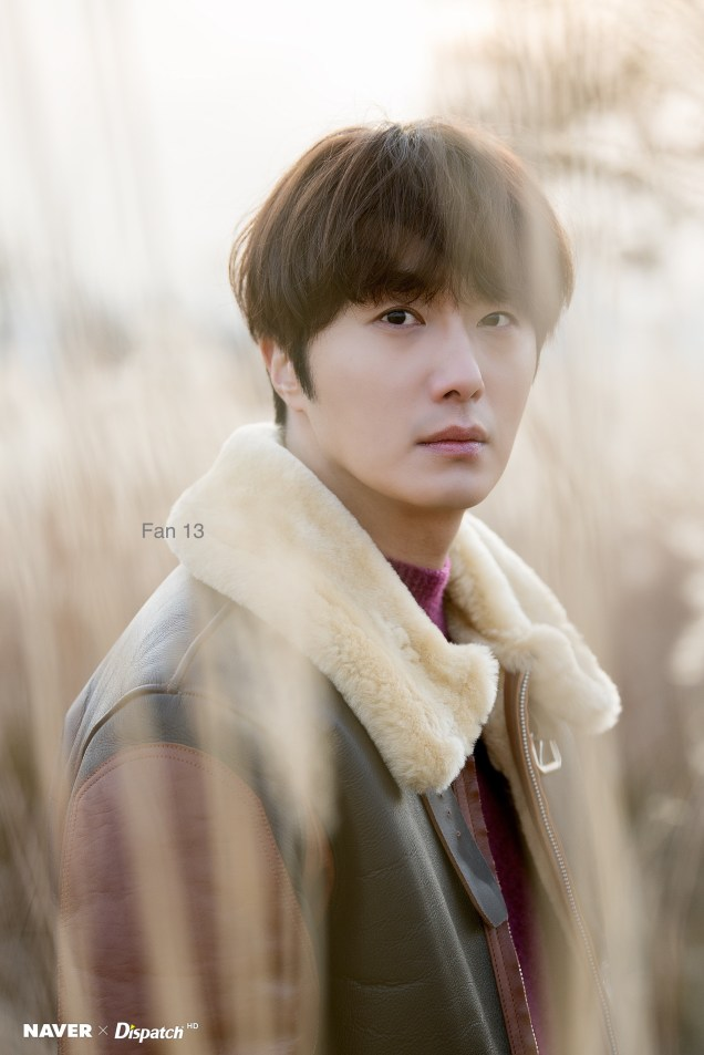 2019 12 4 Jung Il woo in a Photo Promotion for COnvenience Store Restaurant. Cr. Dispatch, Naver. 2