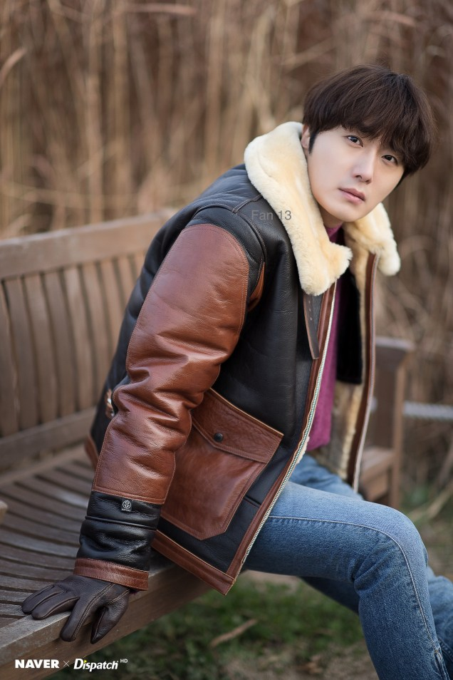 2019 12 4 Jung Il woo in a Photo Promotion for COnvenience Store Restaurant. Cr. Dispatch, Naver. 8
