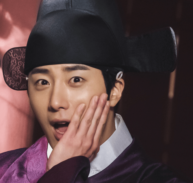 2019 Jung Il-woo larger than life in Haechi. 12