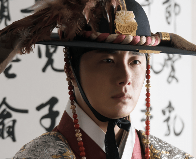 2019 Jung Il-woo larger than life in Haechi. 55