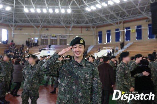 Jung II-woo during Military Basic Training 7.JPG
