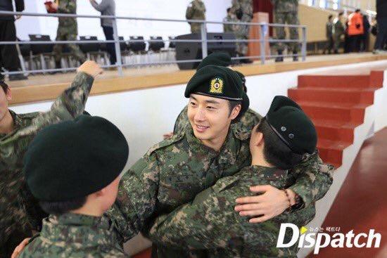 Jung II-woo during Military Basic Training 9.JPG