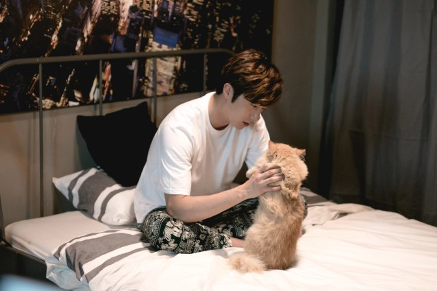 2017 Jung Il woo in Love and Lies with cat. Cr. True4U 11