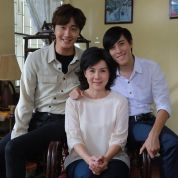 2017 Jung Il woo in Love and Lies. Photo Compilation 4: With Family. Cr. True4U. 18
