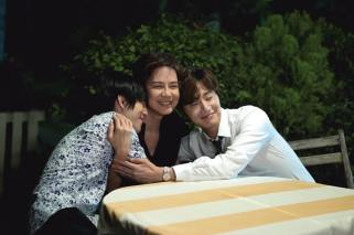 2017 Jung Il woo in Love and Lies. Photo Compilation 4: With Family. Cr. True4U. 21