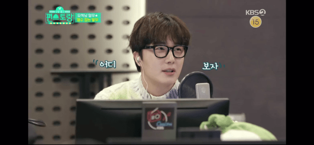 2020 2 28 Jung Il woo in Convenience Store Restaurant Episode 18. Cr. KBS2 Screen Captures by Fan 13.19