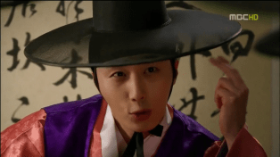 Jung II-woo in The Moon that Embraces the Sun Episode 18 00024