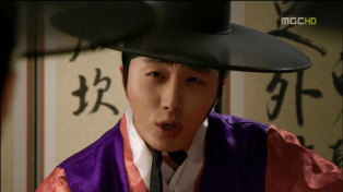Jung II-woo in The Moon that Embraces the Sun Episode 18 00027