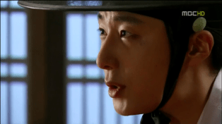 Jung II-woo in The Moon that Embraces the Sun Episode 18 00035