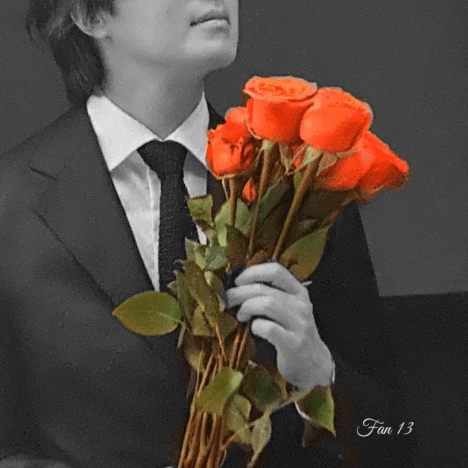 Jung Il woo and red roses. Happy Valentine's 2020! 6