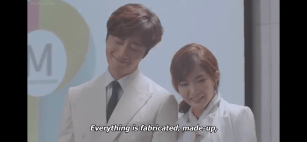 Jung Il woo in Love and Lies last episodes. Cr. True4U Screen Caps by Fan 13: 41