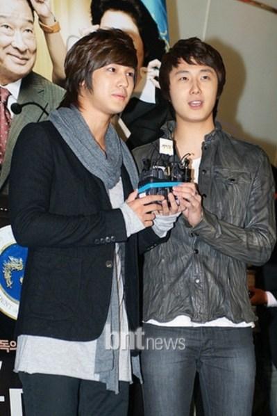 2009 10 13 JIW:KIM BUM VIP GOod Morning President 4.6