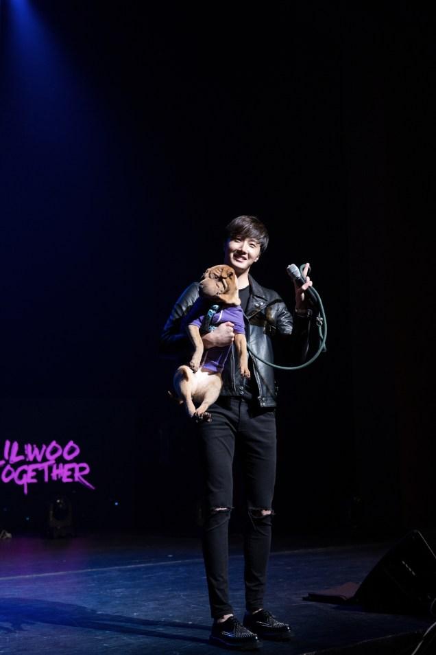 2014 11 22 Jung II-woo in his Fourth Korean Fan Meet. Cr.jungilwoo.com 94
