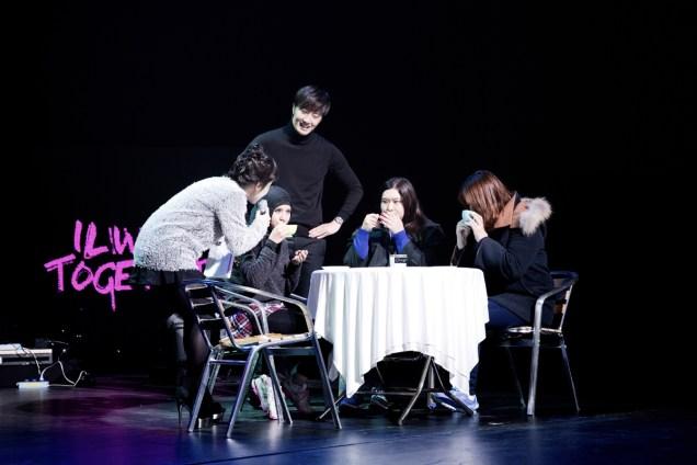 2014 11 22 Jung II-woo in his Fourth Korean Fan Meet. Cr.jungilwoo.com 42
