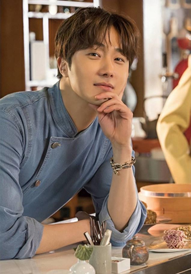 2020 5 15 Jung Il woo in Sweet Munchies Stills1