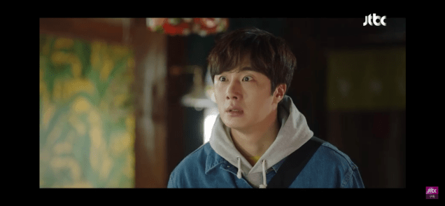 2020 5 25 Jung Il woo in Sweet Munchies Episode 1 Screen Captures by Fan 13. Video Cr. JTBC. 75