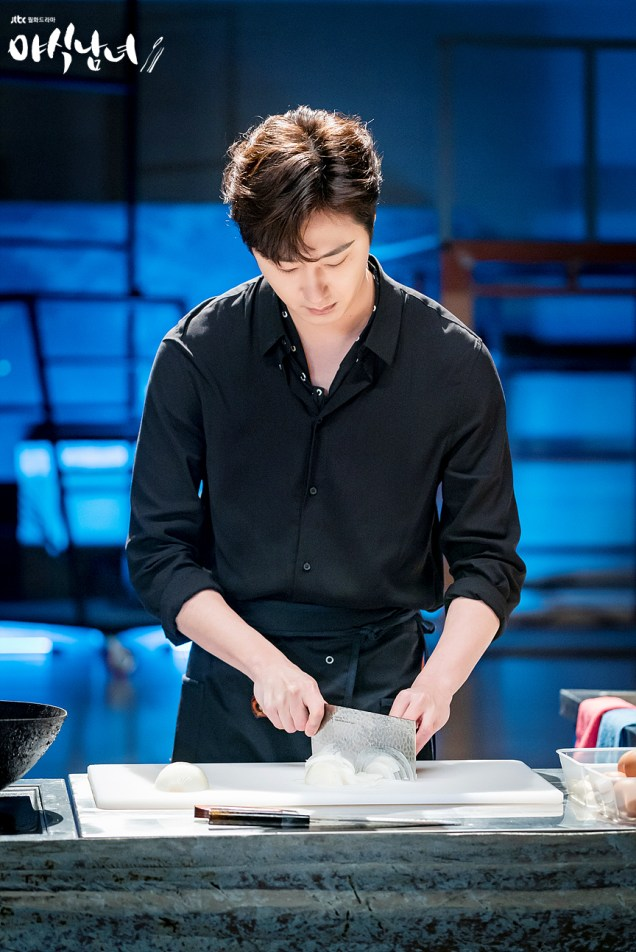 2020 5 25 Jung Il woo in Sweet Munchies Episode 1 Stills by JTBC. 10