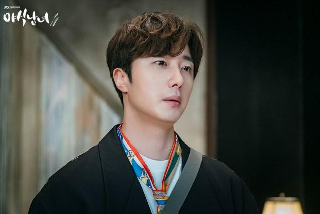 Jung Il woo in Sweet Munchies Episode 2. JTBC Stills. 2