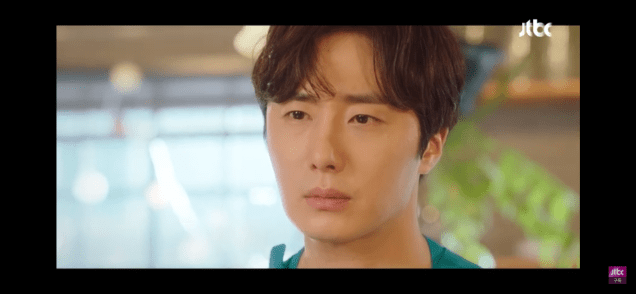 Jung Il woo in Sweet Munchies Episode 2. My Screen Captures. Cr. JTBC extracted by Fan 13. 106