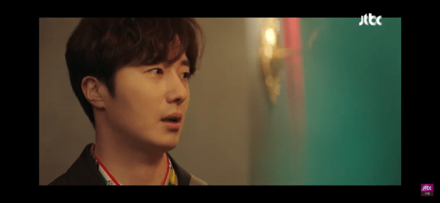Jung Il woo in Sweet Munchies Episode 2. My Screen Captures. Cr. JTBC extracted by Fan 13. 42