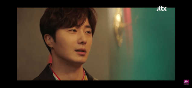 Jung Il woo in Sweet Munchies Episode 2. My Screen Captures. Cr. JTBC extracted by Fan 13. 44