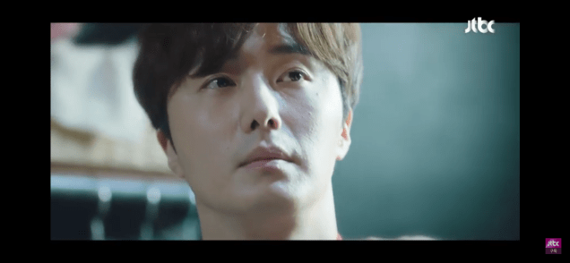 Jung Il woo in Sweet Munchies Episode 2. My Screen Captures. Cr. JTBC extracted by Fan 13. 69