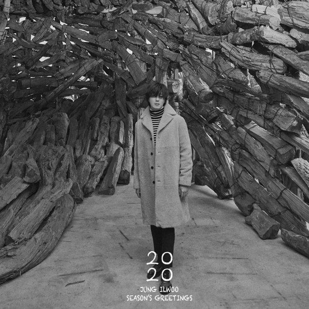 Jung Il woo making his calendar 2020. Cr. Jung Il woo. 2