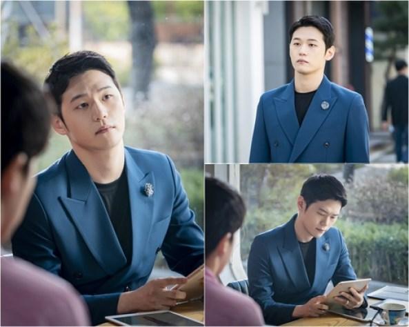 Lee Hak-joo as Kang Tae Wan in the drama Late Night Snack Man and Woman.jpg