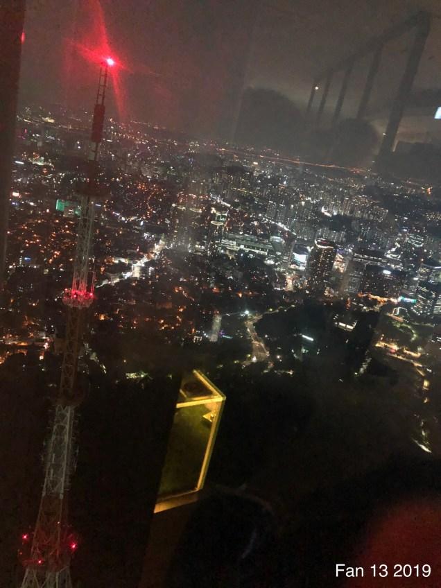 2019 Trip to Namsan Tower, Seoul. By Fan 13. 19