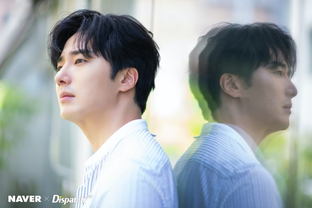2020 6 15 Jung Il woo in a gorgeous photo shoot. Cr. Dispatch, Naver.11