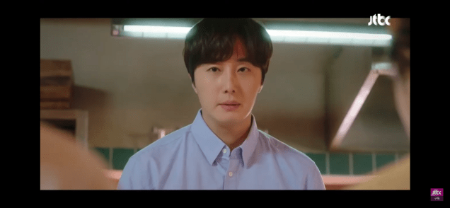 2020 6 16 Jung Il woo in Sweet Munchies Episode 8. Screen Captures by Fan 13. Cr. JTBC 36