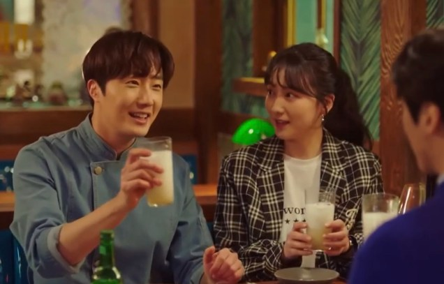 2020 6 16 Jung Il woo in Sweet Munchies Episode 8. Screen Captures by Fan 13. Cr. JTBC 98
