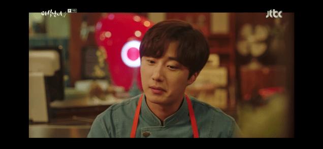 2020 6 22 Jung Il woo in Sweet Munchies Episode 9. Screen Captures by Fan 13. Cr. JTBC, taken by Fan 13. 116