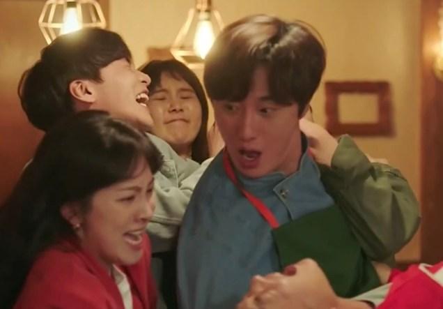 2020 6 22 Jung Il woo in Sweet Munchies Episode 9. Screen Captures by Fan 13. Cr. JTBC, taken by Fan 13. 130