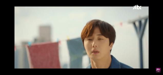 2020 6 22 Jung Il woo in Sweet Munchies Episode 9. Screen Captures by Fan 13. Cr. JTBC, taken by Fan 13. 32