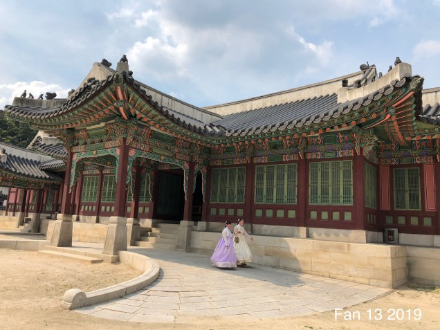 Changdeokgung Palace. Photos by Fan 13, www.jungilwoodelights.com. 2019 3