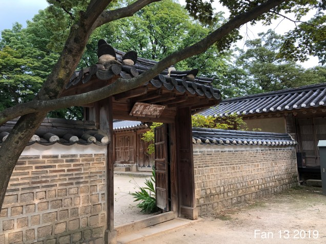 Changdeokgung Palace. Photos by Fan 13, www.jungilwoodelights.com. 2019 35
