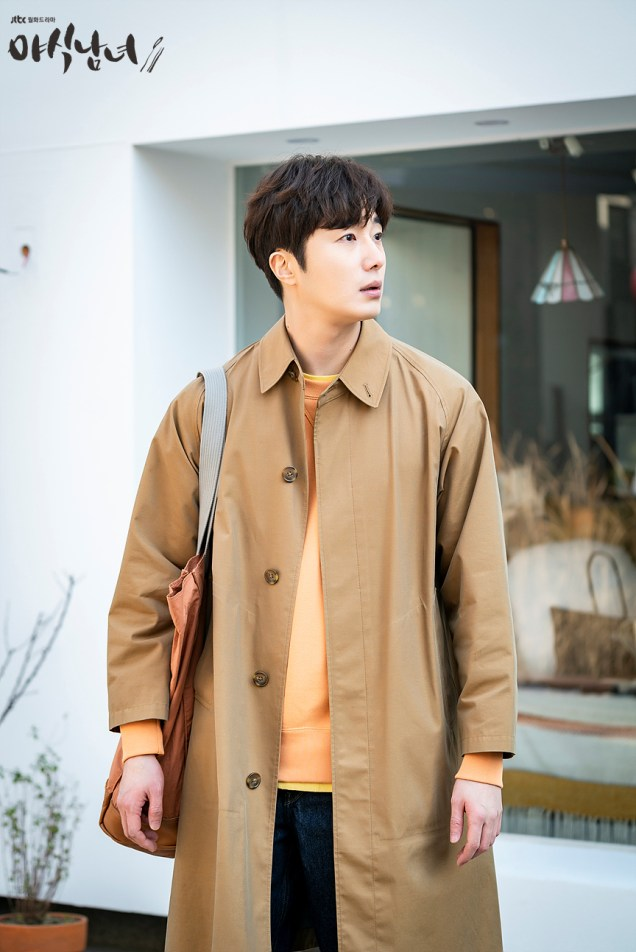 Jung Il woo in Sweet Munchies Episode 4. JTBC Stills. 1