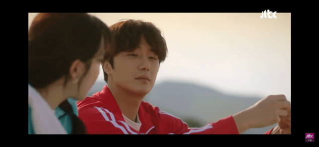 Jung il woo in Sweet Munchies Episode 5. My Screen Captures. Cr. JTBC, edited by Fan 13. 55