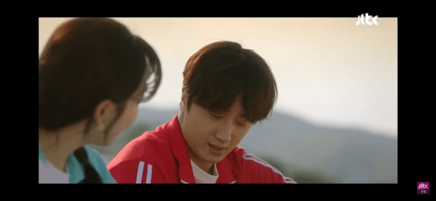 Jung il woo in Sweet Munchies Episode 5. My Screen Captures. Cr. JTBC, edited by Fan 13. 56