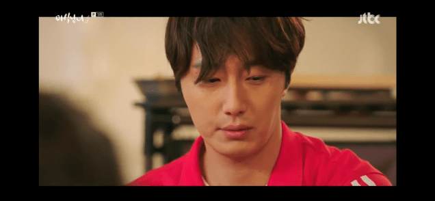 Jung il woo in Sweet Munchies Episode 5. My Screen Captures. Cr. JTBC, edited by Fan 13. 85