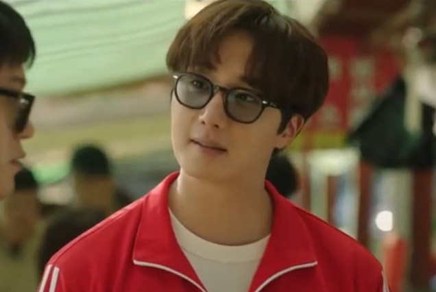 My Favorite Screen Captures of Jung il woo in Sweet Munchies Episode 5. Cr. JTBC, edited by Fan 13. 5