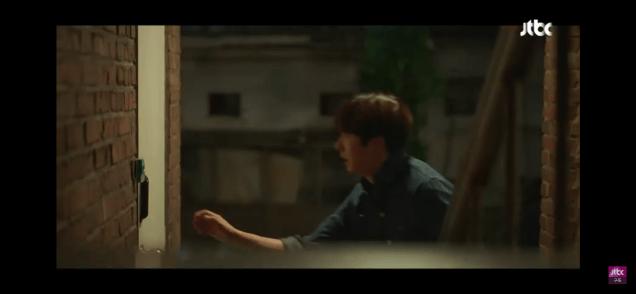 2020 6 29 Jung Il Woo in Sweet Munchies Episode 11. Screen Captures. Cr. JTBC. Taken by Fan 13. 70