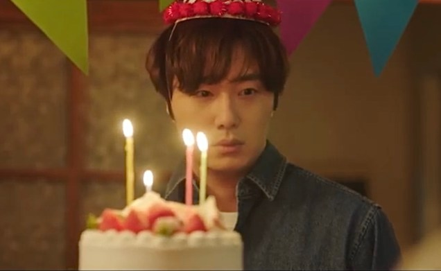 2020 6 29 Jung Il Woo in Sweet Munchies Episode 11. Screen Captures. Cr. JTBC. Taken by Fan 13. 77