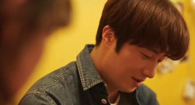 2020 6 29 Jung Il Woo in Sweet Munchies Episode 11. Screen Captures. Cr. JTBC. Taken by Fan 13. 98