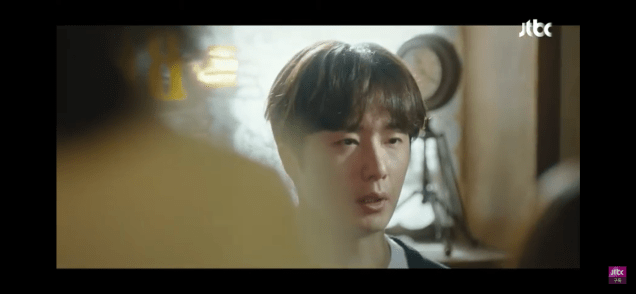 Jung Il woo in Sweet Munchies Episode 12. Cr. JTBC Screen Captures by Fan 13. 124