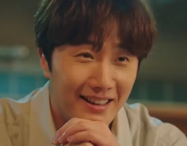 Jung Il woo in Sweet Munchies Episode 12. Cr. JTBC Screen Captures by Fan 13. 70